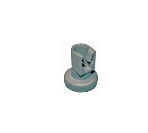 Rodillo ruedas cesta superior para cesta, 1 pcs, para AEG Electrolux Juno Zanker Zanussi lavavajillas abajo