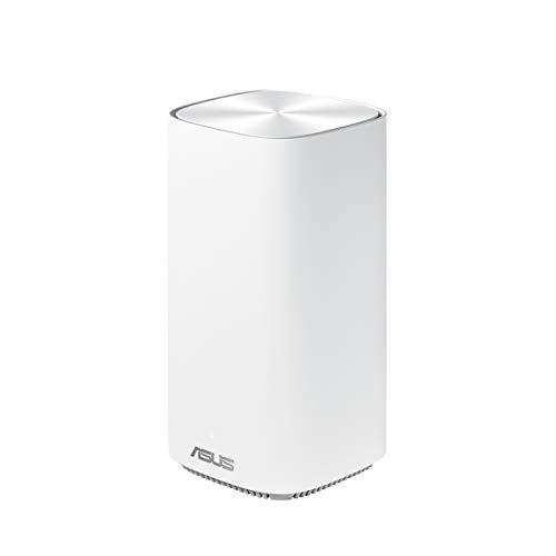 Asus Zen WiFi CD6, Confezione da 2 Pezzi, Sistema Wi-Fi Mesh AC1500 Dual-band Copertura Fino a 240...
