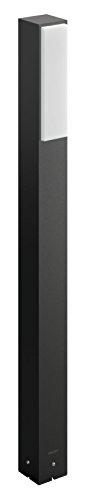 Philips Luminaire Extérieur STRATOSPHERE 2700K Potelet Anthracite