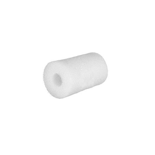 Keepart Schwimmbad-Zubehör, Schaumstoff-Filterschwamm, wiederverwendbar, waschbar, Biofoam-Reiniger für Pure Spa