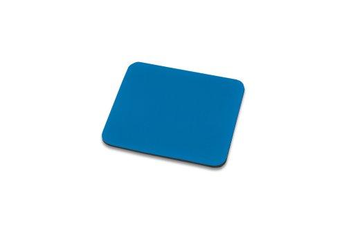 ednet assortiment van muis, toetsenbord, muismat Muismat - blauw effen