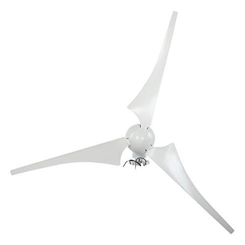 Generador de viento, Generador de molino de viento con cuerpo de aleación de aluminio, para sistema eólico solar híbrido doméstico(12V)