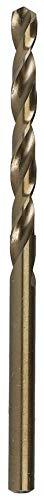 Heller Tools 990 HSS-Co Edelstahlbohrer, Gold-Metallic, 4 x 43/75 mm