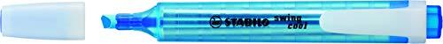 STABILO 蛍光ペン スイングクール 275-31 ブルー