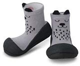 Attipas Cutie Baby Walker Shoes, Grey, X-Large