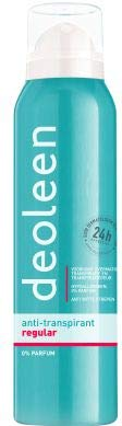 Deoleen Satin Spray Regular, 150 Ml