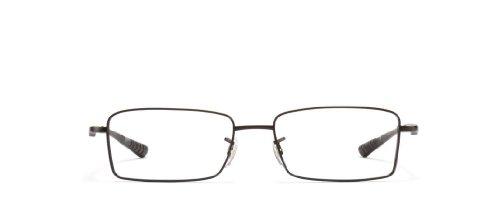 Ray Ban Optical Für Mann Rx8705 Matte Light Brown Titangestell Brillen, 52mm