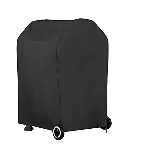 Barbecue Cover, BBQ Grill Cover Heavy Duty Waterproof & Dust-proof & Anti-UV Barbecue Cover, Outdoor BBQ Grill Cover with Storage Bag (110*66*76cm)Barbecue Cover, BBQ Grill Cover Heavy Duty Waterproof