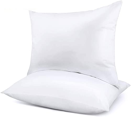 Bed Pillow for Sleeping 2 Pack Queen-Size Bed Pillows for Neck Pain Premium Down Alternative Cooling Hotel Pillow for Side Back Sleeper with Cover