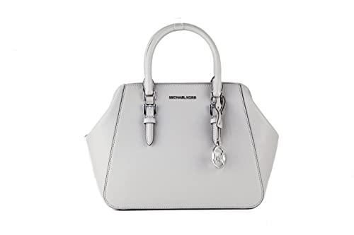 Michael Kors Charlotte Large satchel (perl gray)