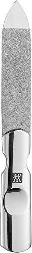 Zwilling 88330-091-0 Classic Inox Saphir Nagelfeile, rostfreier Edelstahl, poliert, 90 mm
