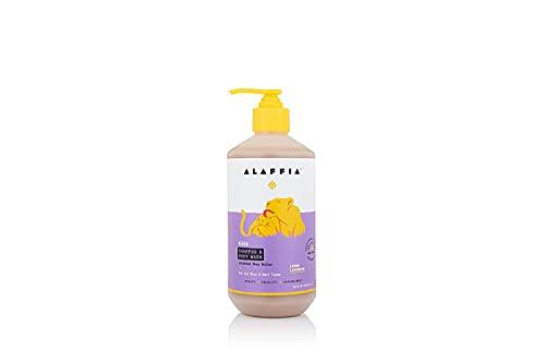 Everyday Shea, Shampooing au beurre de karité & Body Wash, Calmer citron-lavande, 16 fl oz (475 ml)