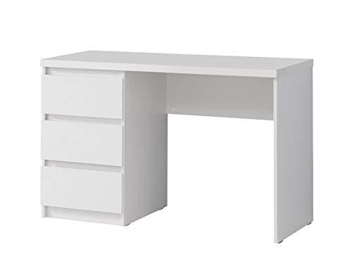 Furniture24 Schreibtisch MT974, mit 3...