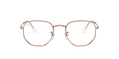 Ray-Ban Unisex adulto -0RX64483094-0RX64483094, Beige (Rose Gold)