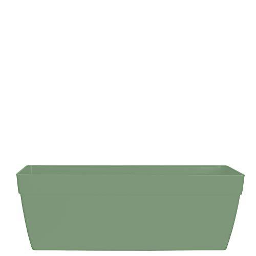 Vasart Sampa Vaso de Flores, Verde Vintage, 40x17cm, 1 Unidad