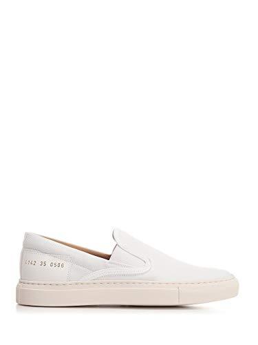 Moda De Lujo | Common Projects Mujer 41420506 Blanco Otros Materiales Zapatillas | Primavera-Verano 21