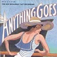 Anything Goes Broadway Cast