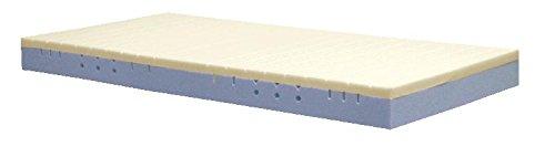 CARGUMIXT AD-Matratze 1-teilig m. PU-Bezug 198x88x14cm, Anti-Dekubitus-Matratzen