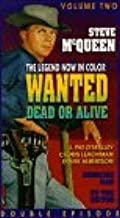 Wanted Dead Or Alive Vol. 3 & 4 VHS