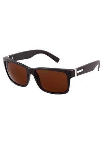 Suufghf Espejo deportivo cuadrado para hombre Gafas de sol anti-ultravioleta para deportes al aire libre que corren a prueba de viento (C8)