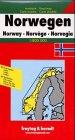 Freytag Berndt Autokarten, Norwegen (Country Road & Touring) - Collectif