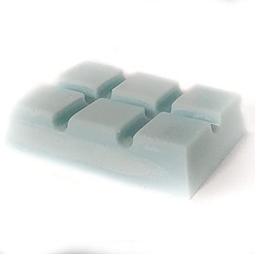 Matty's Candles Bluebell Woods Perfumado Coco & Colza Cera Melt Snap Bar. Eco Reciclado Embalaje…
