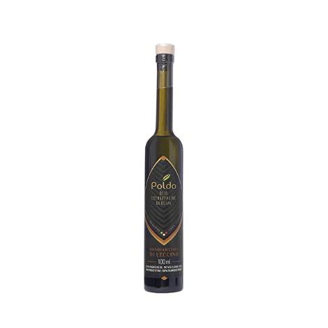 Poldo - Aceite virgen extra de oliva monovarietal de lechuga, 100 ml
