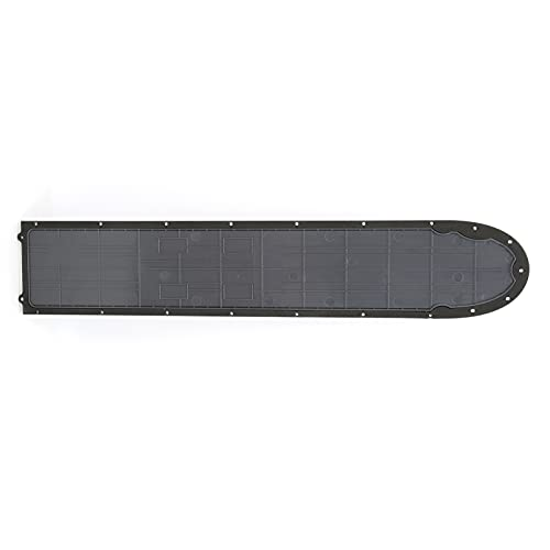 Scooter Batterie Baseboard, ABS Kunststoff Scooter Batterie Baseboard wasserdichte Bodenplatte Zubehör für M365PRO / PRO2