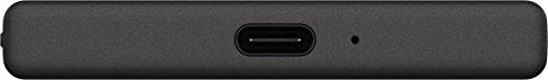 Sony Xperia XZ1 Compact Smartphone (11,65 cm (4,6 Zoll) Triluminos Display, 19MP Kamera, 32GB Speicher, Android) Schwarz - Deutsche Version