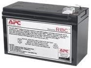 APC Replacement Battery Cartridge #114 - UPS battery - 60 VA - lead acid (APCRBC114) -
