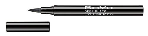 BeYu Augen Deep Black Eyeliner 10H Long-Lasting schwarz 1,2ml