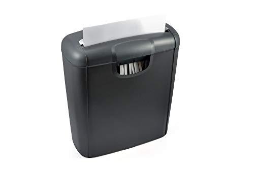 VAKOMTEK Vakoss Aktenvernichter, 6 Baltt Papierschredder AP-4022K