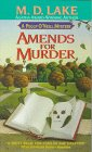 Amends for Murder 0380758652 Book Cover