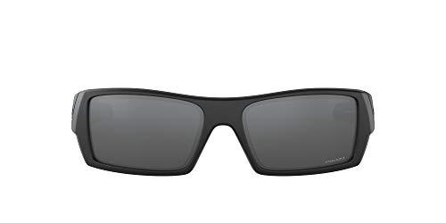 OAKLEY Gascan 901443, Gafas de Sol para Hombre, Negro (Matte Black/Black), 60