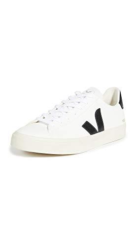 Sneakers Campo Bianco Nero - 42