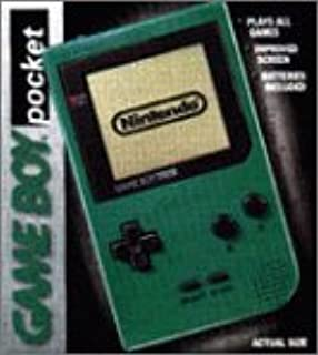 green gameboy pocket