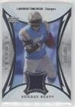 LaDainian Tomlinson #152/199 (Football Card) 2007 Upper Deck Trilogy - Sunday's Best Game-Used #SB-LT