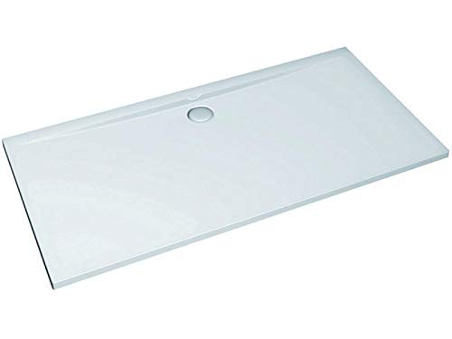 Duschwanne Ideal Standard ULTRA FLAT 140x100x13 cm weiß mit Styroporträger K807301