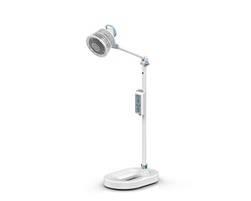 Leawell TDP Far Infrared Mineral Heat Lamp with Remote Control LY-607B