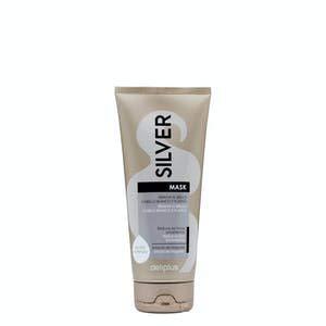Mascarilla Silver cabello blanco y platino con extracto de magnolia, reduce los tonos amarillentos