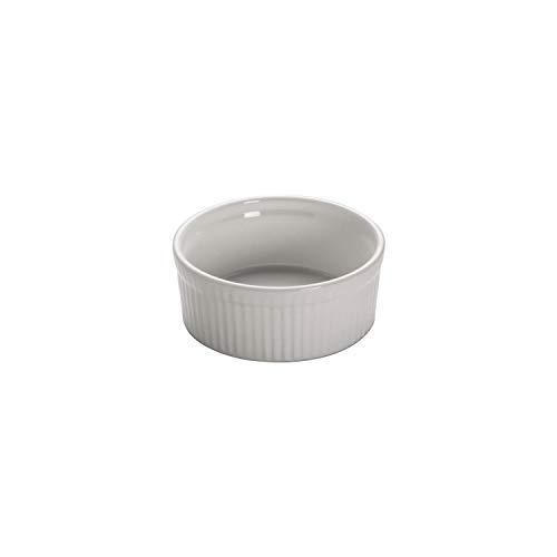 MAXWELL WILLIAMS »Basic« wit, ovenvorm »Ramekin«, rond, inhoud: 0, 26 liter