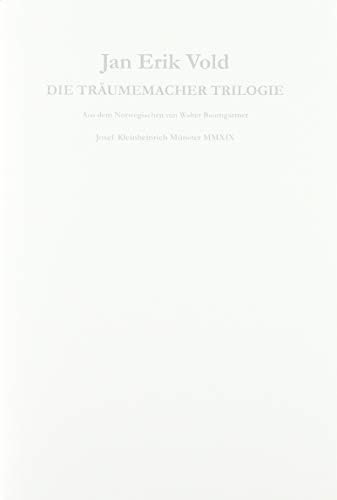 Die Träumemacher Trilogie: Zwölf Meditationen / Der Träumemacher sagte / Das große weiße Haus
