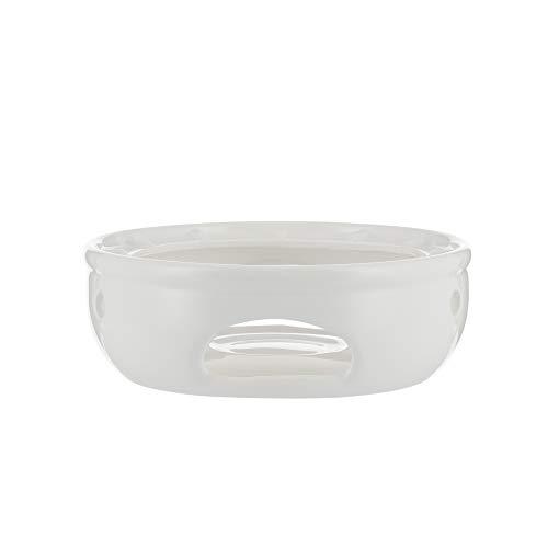 Jameson & Tailor Mehrzweck-Teekanne Stövchen für runde Kannen Iglu-Design - Teelicht-Warmhalter hält Ihren Tee länger warm. 17,8 cm Durchmesser.