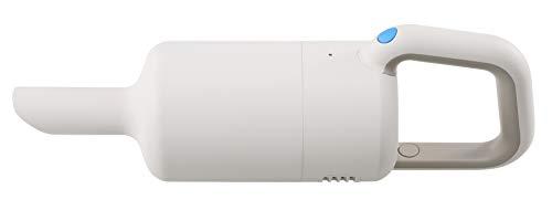 プラスマイナスゼロコードレスクリーナーホワイトXJC-Y010