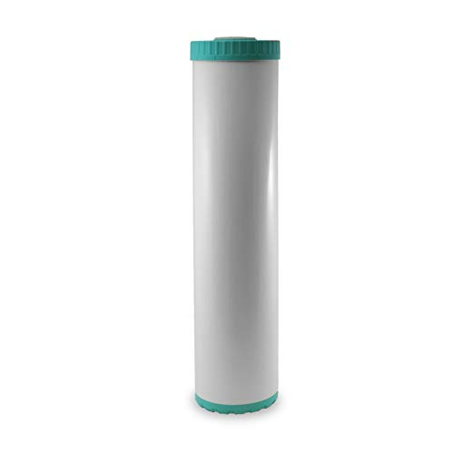 (1 Pack) WH BB 20'x 4.5' Iron and Manganese Filtration Water Filter for 20' Whole House BB Water Filtration Systems Effective Iron Reduction