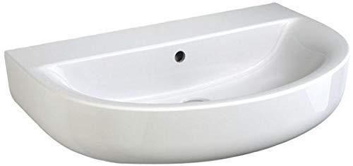 Preisvergleich Produktbild Ideal Standard verbinden / Eitelkeit E814601,  weiß,  B: 550,  T: 455,  ohne Bohrung für Armatur,  mit Überlauf