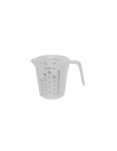 Greenstar 10189 Doseur d'huile pour mélange 2 temps Polypropylène FP390 - transparent