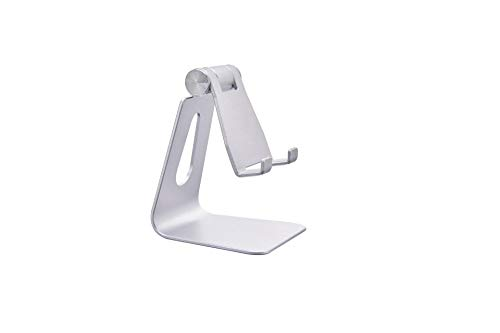 Soporte de teléfono ajustable de aluminio,...