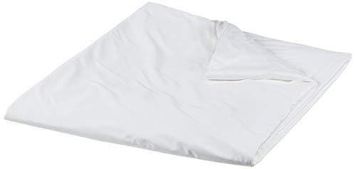 AmazonBasics - Funda hipoalergénica para colchón - 150 x 200 x 30.5 cm
