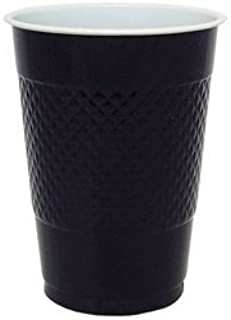Best black plastic drinking cups Reviews
